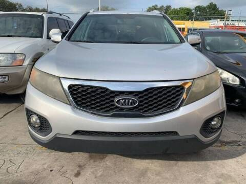 2011 Kia Sorento for sale at America Auto Wholesale Inc in Miami FL