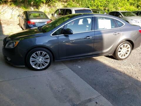 2013 Buick Verano for sale at Apple Auto Sales Inc in Camillus NY