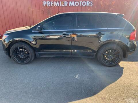 2013 Ford Edge for sale at PREMIERMOTORS  INC. in Milton Freewater OR