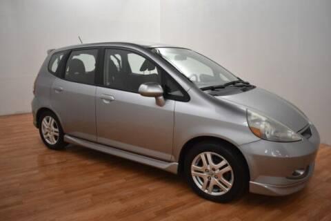 2007 Honda Fit for sale at Paris Motors Inc in Grand Rapids MI