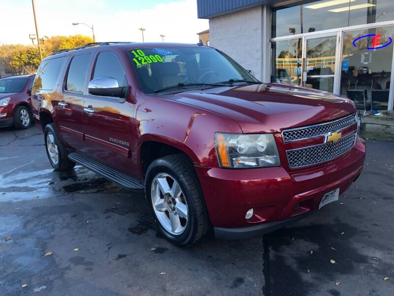 2010 Chevrolet Suburban for sale at Streff Auto Group in Milwaukee WI