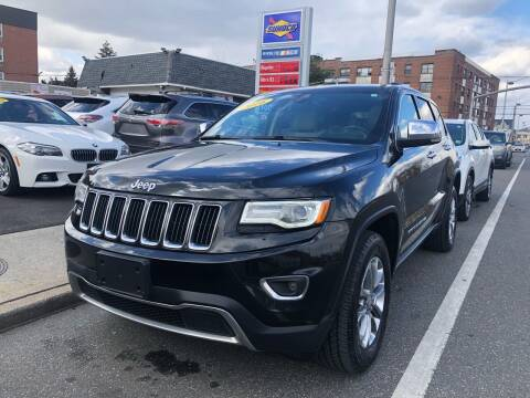 2016 Jeep Grand Cherokee for sale at OFIER AUTO SALES in Freeport NY