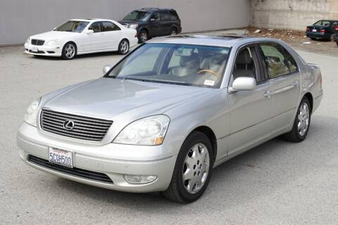 2003 Lexus LS 430 for sale at Sports Plus Motor Group LLC in Sunnyvale CA