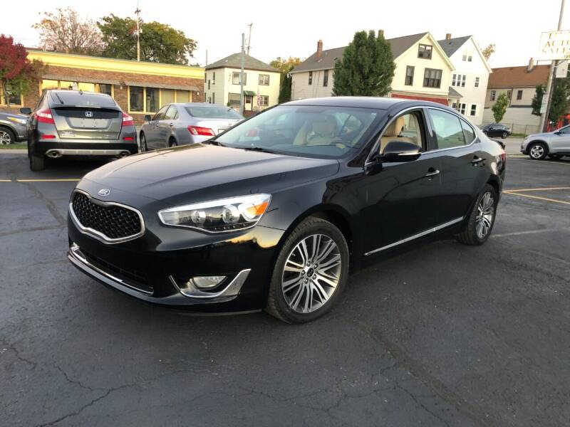 2014 Kia Cadenza for sale at Fine Auto Sales in Cudahy WI