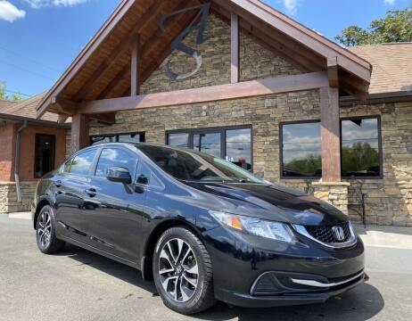 2013 Honda Civic for sale at Auto Solutions in Maryville TN