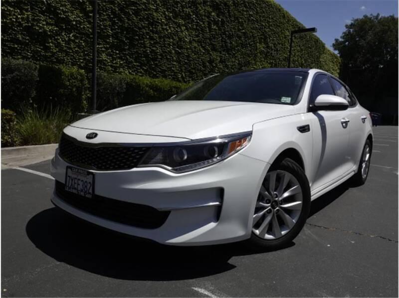 2016 Kia Optima for sale at BAY AREA CAR SALES in San Jose CA