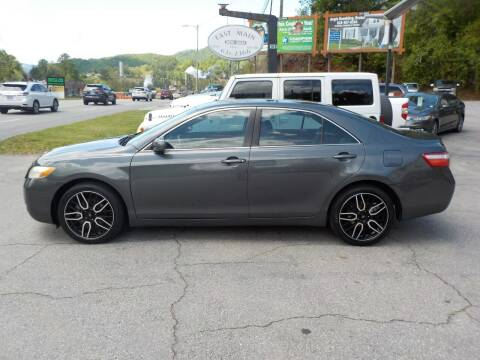 2007 Toyota Camry for sale at EAST MAIN AUTO SALES in Sylva NC