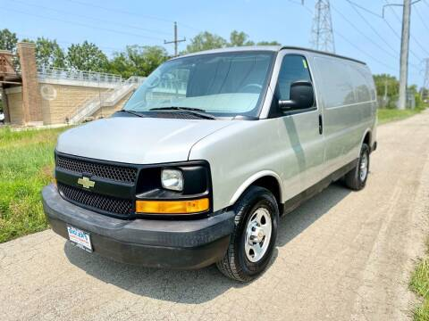 2005 Chevrolet Express Cargo for sale at Siglers Auto Center in Skokie IL