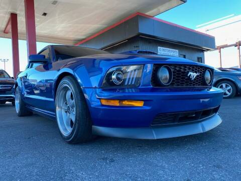2007 Ford Mustang for sale at JQ Motorsports East in Tucson AZ