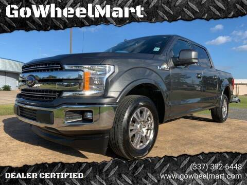 2020 Ford F-150 for sale at GOWHEELMART in Available In LA