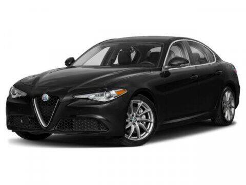 2018 Alfa Romeo Giulia for sale at Auto Finance of Raleigh in Raleigh NC