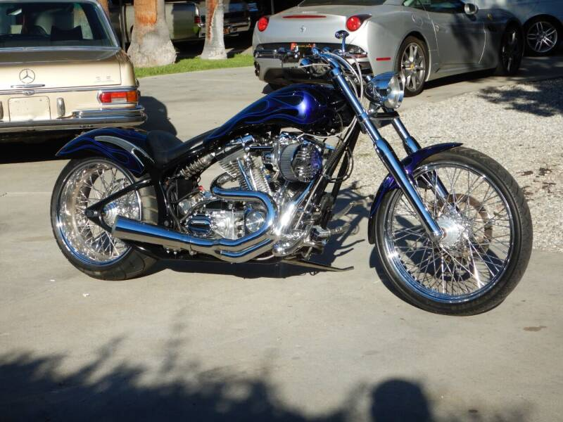 2002 Harley Davidson Rubber Tail for sale at California Cadillac & Collectibles in Los Angeles CA