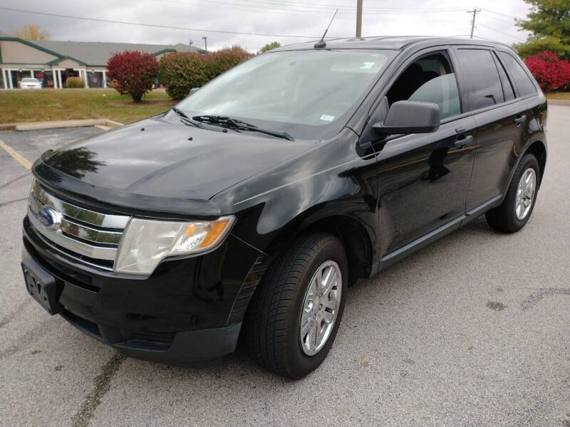 2008 Ford Edge for sale at Best Deal Motors in Saint Charles MO