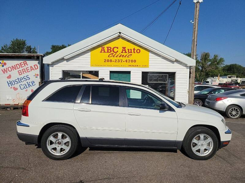 2005 Chrysler Pacifica for sale at ABC AUTO CLINIC CHUBBUCK in Chubbuck ID