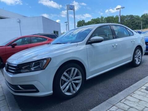 2019 Volkswagen Passat for sale at Southern Auto Solutions-Jim Ellis Volkswagen Atlan in Marietta GA