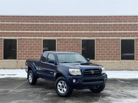 2007 Toyota Tacoma for sale at A To Z Autosports LLC in Madison WI