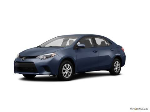 2014 Toyota Corolla for sale at Rick Hill Auto Credit in Dyersburg TN