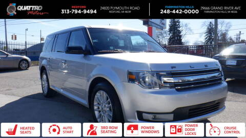 2019 Ford Flex for sale at Quattro Motors 2 - 1 in Redford MI