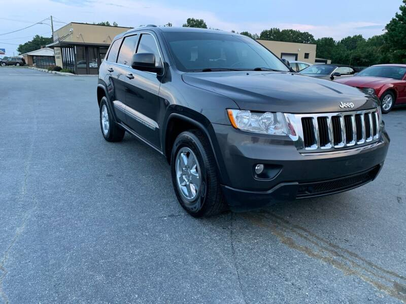 2011 Jeep Grand Cherokee for sale at EMH Imports LLC in Monroe NC