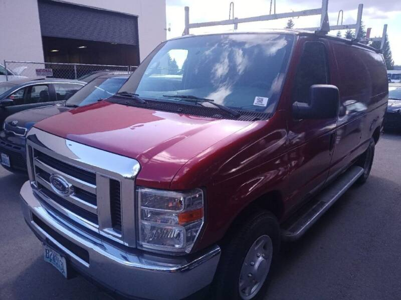 2008 Ford E-Series Cargo for sale at Northwest Van Sales in Portland OR