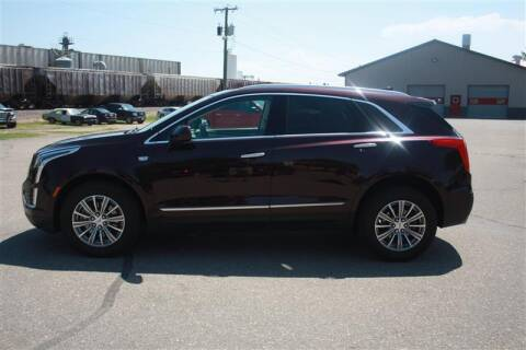 2018 Cadillac XT5 for sale at SCHMITZ MOTOR CO INC in Perham MN
