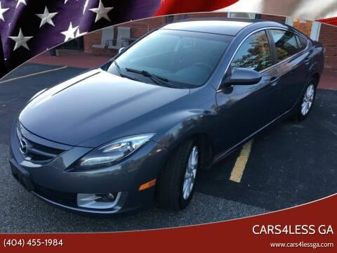 2011 Mazda MAZDA6 for sale at Cars4Less GA in Alpharetta GA