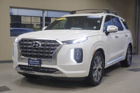 2020 Hyundai Palisade for sale at Jeremy Sells Hyundai in Edmunds WA