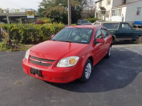 2010 Chevrolet Cobalt for sale at Credit Connection Auto Sales Inc. CARLISLE in Carlisle PA