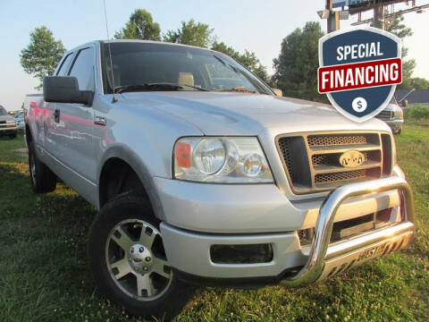 2005 Ford F-150 for sale at Auto World in Carbondale IL