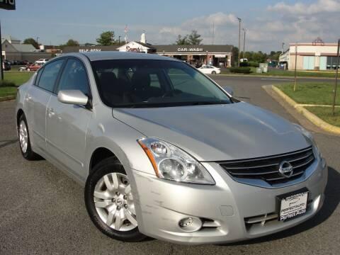 2012 Nissan Altima for sale at Perfect Auto in Manassas VA