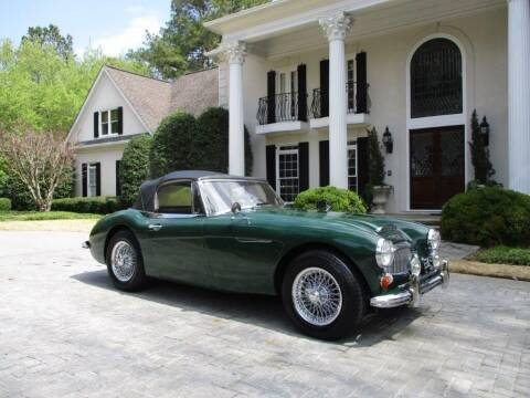 1967 Austin-Healey BJ8 MKIII for sale at Classic Investments in Marietta GA