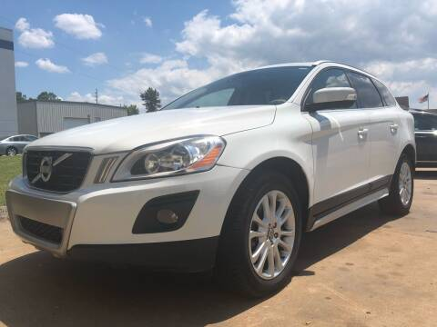 2010 Volvo XC60 for sale at UNIVERSITY FOREIGN CAR LLC in Bridgeton MO