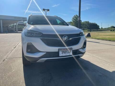 2020 Buick Encore GX for sale at Paul Spady Motors INC in Hastings NE