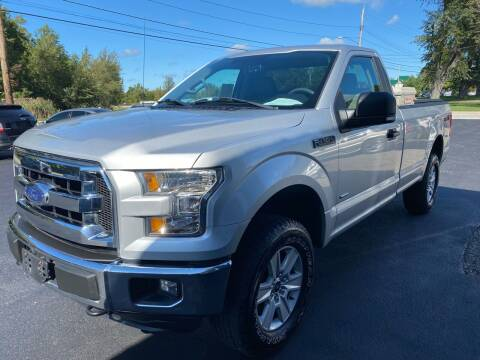 2016 Ford F-150 for sale at Erie Shores Car Connection in Ashtabula OH