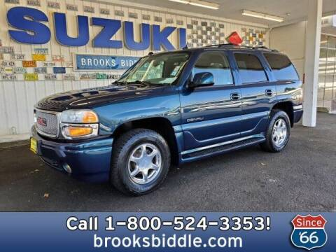2005 GMC Yukon for sale at BROOKS BIDDLE AUTOMOTIVE in Bothell WA
