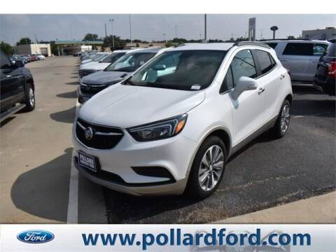 2019 Buick Encore for sale at South Plains Autoplex by RANDY BUCHANAN in Lubbock TX