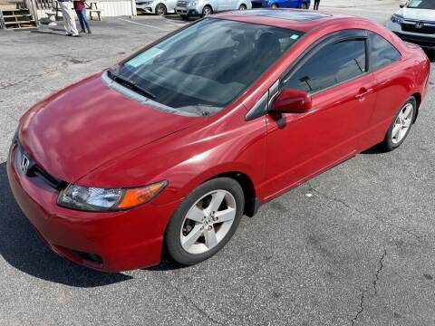 2007 Honda Civic for sale at Modern Automotive in Boiling Springs SC