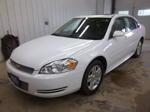 2014 Chevrolet Impala Limited for sale at Wieser Auto INC in Wahpeton ND