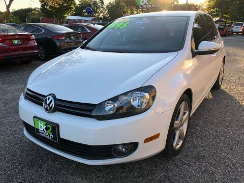 2011 Volkswagen Golf for sale at BK2 Auto Sales in Beloit WI