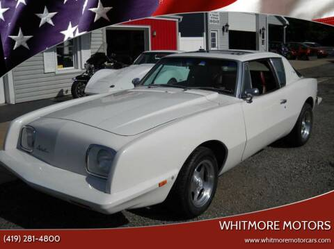 1983 Avanti Coupe for sale at Whitmore Motors in Ashland OH