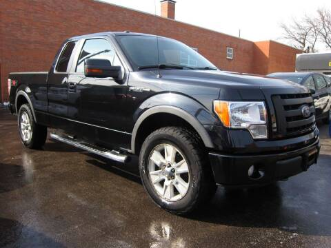 2010 Ford F-150 for sale at DRIVE TREND in Cleveland OH