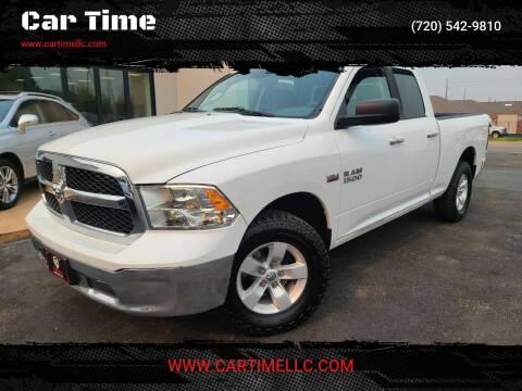 2014 RAM Ram Pickup 1500 for sale at Car Time in Denver CO