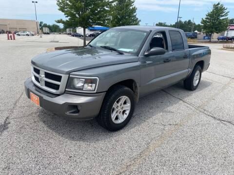 2010 Dodge Dakota for sale at TKP Auto Sales in Eastlake OH
