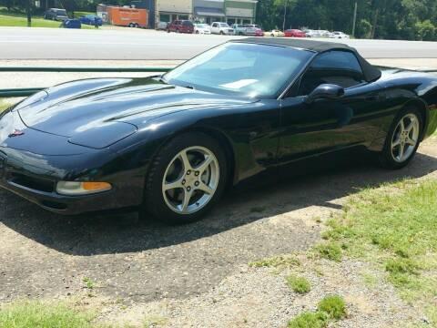 2004 Chevrolet Corvette for sale at Doug Kramer Auto Sales in Longview TX