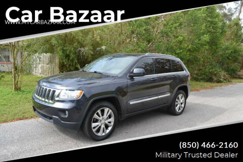 2012 Jeep Grand Cherokee for sale at Car Bazaar in Pensacola FL