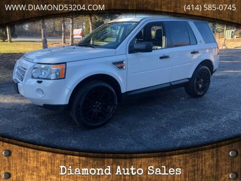 2008 Land Rover LR2 for sale at Diamond Auto Sales in Milwaukee WI