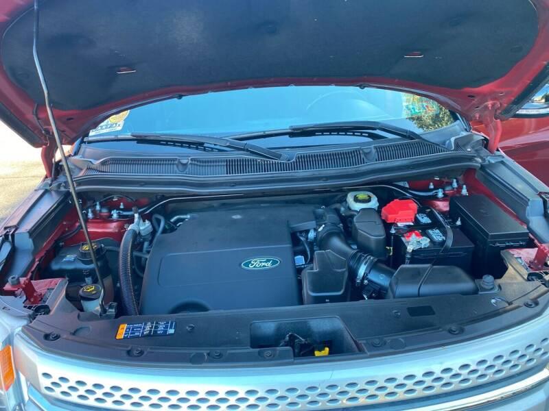 2014 Ford Explorer XLT 4dr SUV - Elizabeth NJ