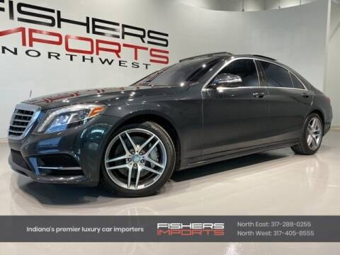 2016 Mercedes-Benz S-Class for sale at Fishers Imports in Fishers IN