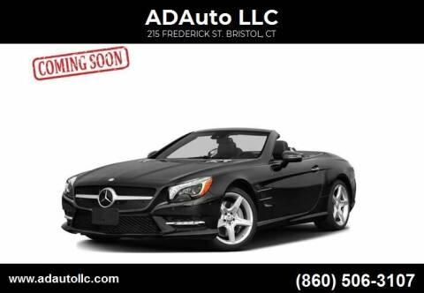 2016 Mercedes-Benz SL-Class for sale at ADAuto LLC in Bristol CT