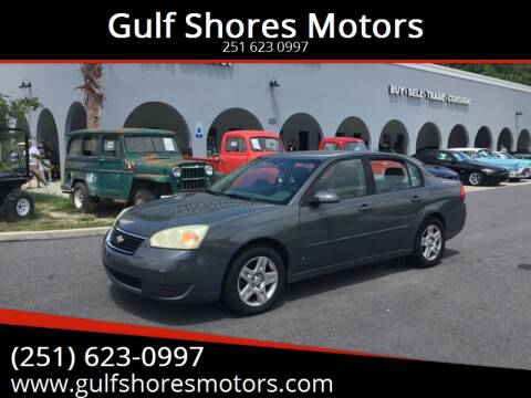 2008 Chevrolet Malibu Classic for sale at Gulf Shores Motors in Gulf Shores AL